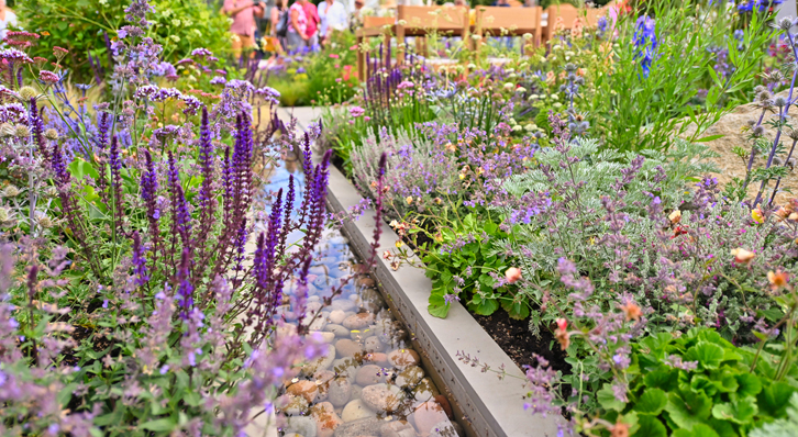 Viking Cruises Lagom Garden Show Week
